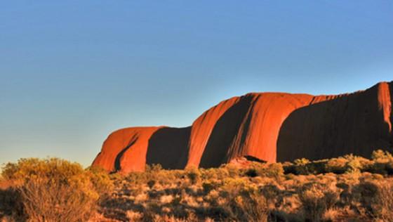 Ayers Rock – Uluru