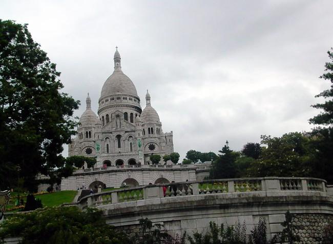 Basilika Sacre Coeur