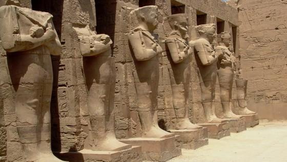 Sehenswürdigkeiten in Ägypten