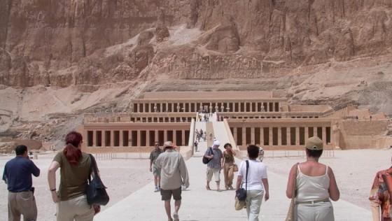 Tempel Hatschepsut