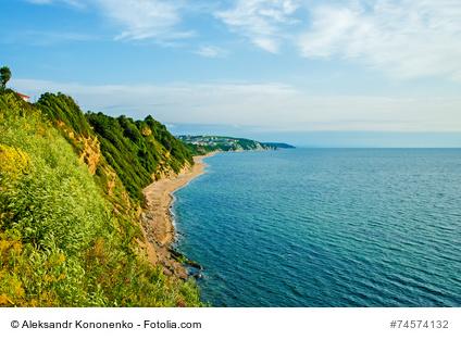 Küste Bulgarien