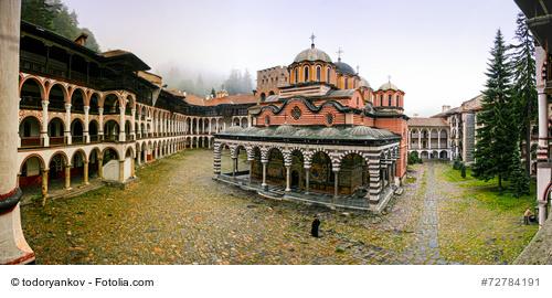 Kloster Bulgarien