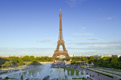 Eiffelturm Sehenswürdigkeit