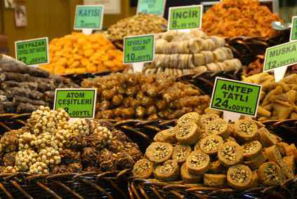 Küche und Speisen in Ägypten
