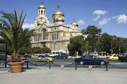 Essen und Speisen in Bulgarien