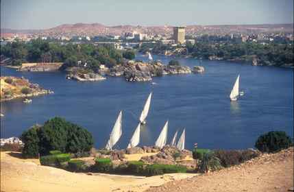 Reisewetter Ägypten
