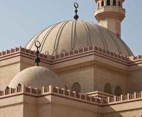 Scheichpalast Bahrain