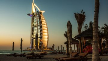 Luxushotels in Dubai